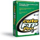 Cute FTP Pro 8