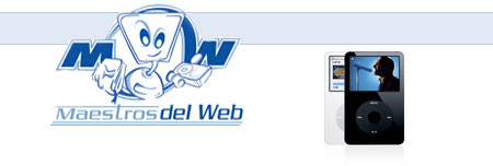 Concurso Maestros del Web