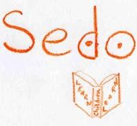 Antiguo logo de Sedo.com en el año 2000