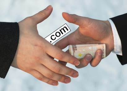Transaccion de un dominio